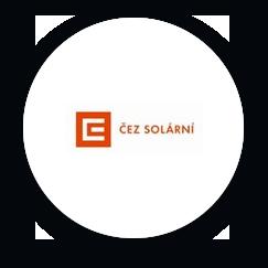 Logo CEZ Solarni Interflex
