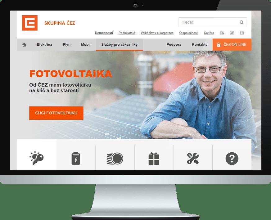 CEZ Solarni Screen Interflex